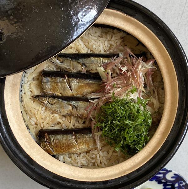 【富富富で作る】富富富でつくる 簡単秋刀魚ご飯
