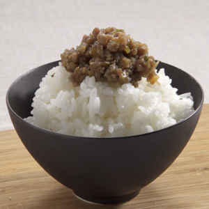 【富富富で作る】ご飯のお供に「特製豚味噌」