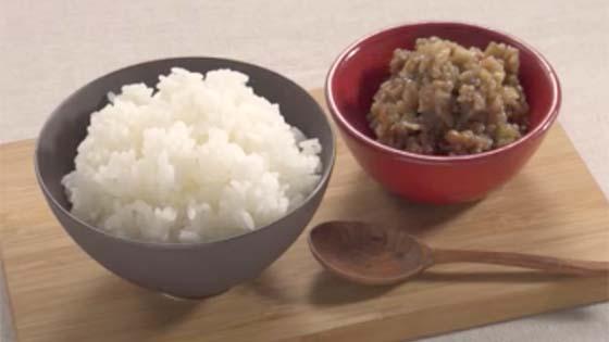 【富富富で作る】ご飯のお供に特製豚味噌